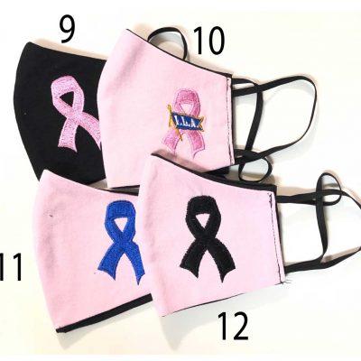 Pink Ribbon ILA Masks